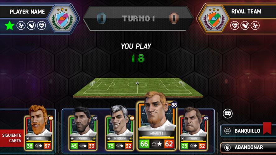 Tournament Screen 2