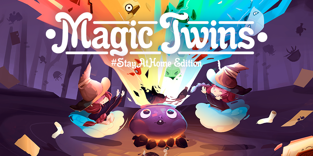 Presentación de la Demo Magic Twins: #StayAtHome Edition